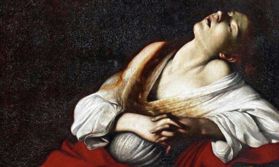 Caravaggio - Maria Magdalena